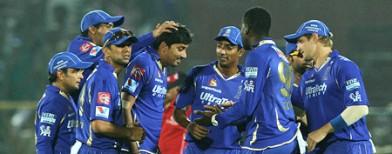 IPL 6: Rajasthan thrash Mumbai