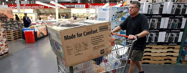 The so-called 'Costco Code' really does exist (AP)