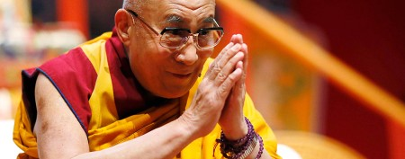 Dalai Lama's surprising secret to happiness