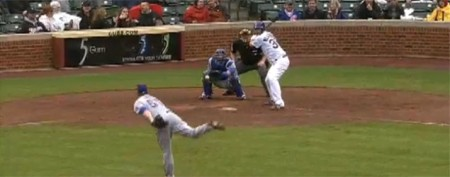 MLB umpire's hilarious change of heart