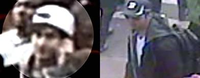 Suspects identified in Boston bombing