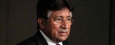 Musharraf's house declared sub-jail
