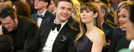 Star who interrupted Timberlake's wedding