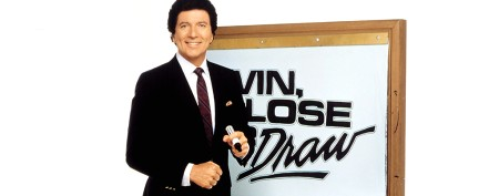 Celeb who inspired show 'Win, Lose or Draw'
