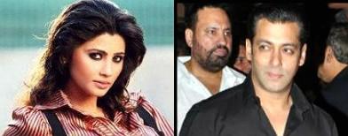 Is she Salman's new 'friend'?