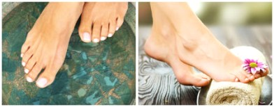 5 tips for happy, healthy feet