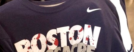 Nike pulls poorly timed T-shirts from stores