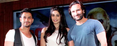 Saif bonds with to-be-brother-in-law