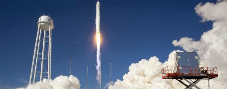 New private rocket launches into orbit