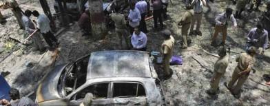Bangalore blast: Three held in Chennai