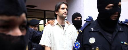 Fugitive U.S. teacher captured in Nicaragua