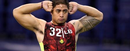 NFL experts' surprising take on Manti Te'o