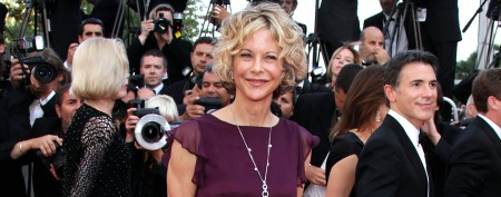 Meg Ryan's old prom photo surfaces