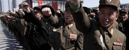 Radioactive isotopes found in N. Korea test