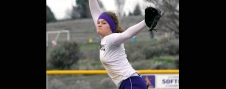 The Babe Ruth of high school softball?