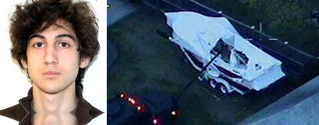 Suspect reveals motivation for bombings