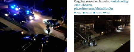 Eyewitness photos detail dramatic shootout