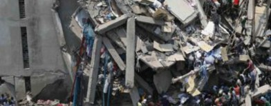 Photos: Bangladesh building collapse