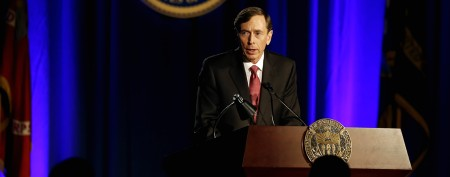 David Petraeus gets surprising new job