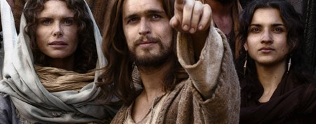 Who ordered 'The Bible' miniseries to be made