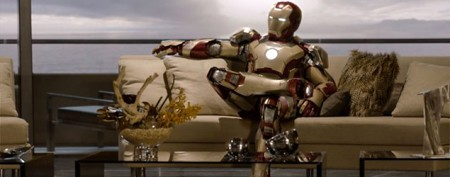 Early reviews of 'Iron Man 3' are flying in