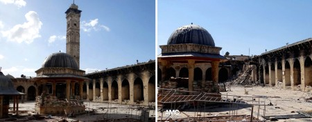900-year-old landmark destroyed in seconds