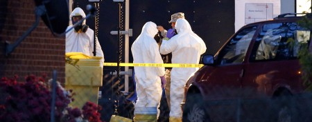 Plot thickens in bizarre ricin case