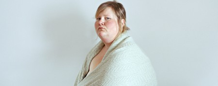 Woman's intimate look at her own obesity