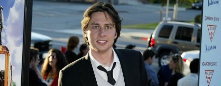 Zach Braff's fundraising campaign slammed