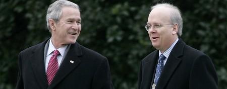 Rove's careful praise for Bush legacy