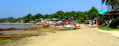 Drinking banned on Goa's beaches