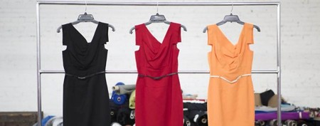 Fashion company scores big with hot dress