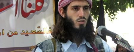 American jihadi tweets of attack by 'assassin'