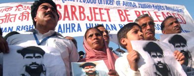 A look back at Sarabjit Singh's life