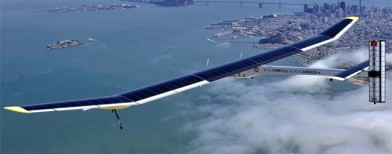 Solar Impulse: A solar powered airplane
