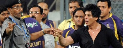 Still no entry for Shah Rukh at Wankhede
