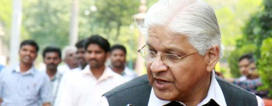 Govt-CBI nexus: Law Minister to quit?