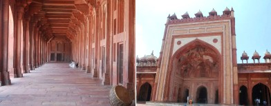 Fatehpur Sikri, enchanted ghost town