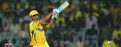 Chennai wallop Delhi to top table