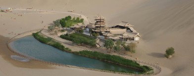 How China saved a 2,000-yr-old oasis