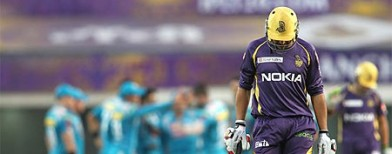 Kolkata knocked out after controversy