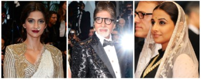 Bollywood's fashion failure at Cannes