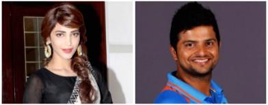 Are Shruti and Suresh Raina dating?