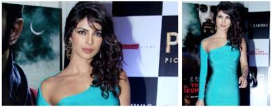 Priyanka Chopra's hourglass figure!