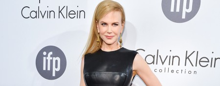 Kidman rocks dominatrix-inspired dress
