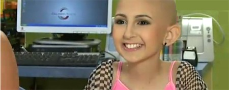 Teen cancer patient launches clothing line