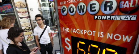 Powerball jackpot hits eye-popping record