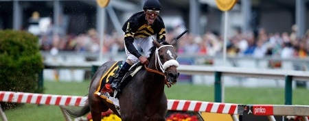 Orb's Triple-Crown dreams end in huge upset