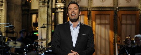 Ben Affleck upstaged as host on 'SNL'