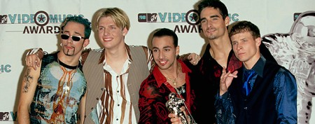 Backstreet Boys: Fans 'crazier' than before